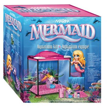 Красочный аквариум для детей
