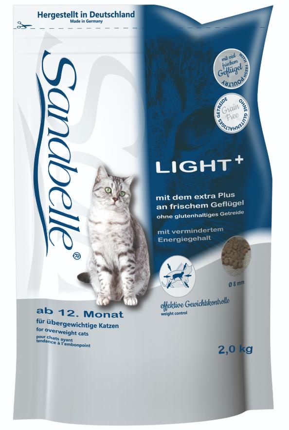 Корм для кошек с избыточным весом