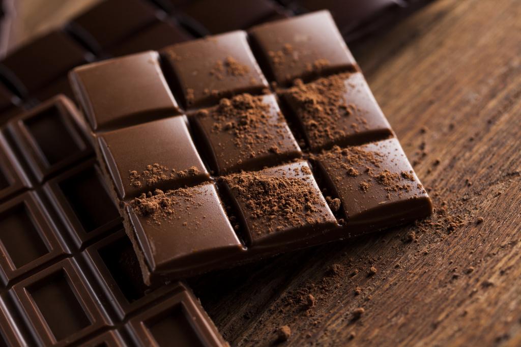 Шоколад нельзя попугаям