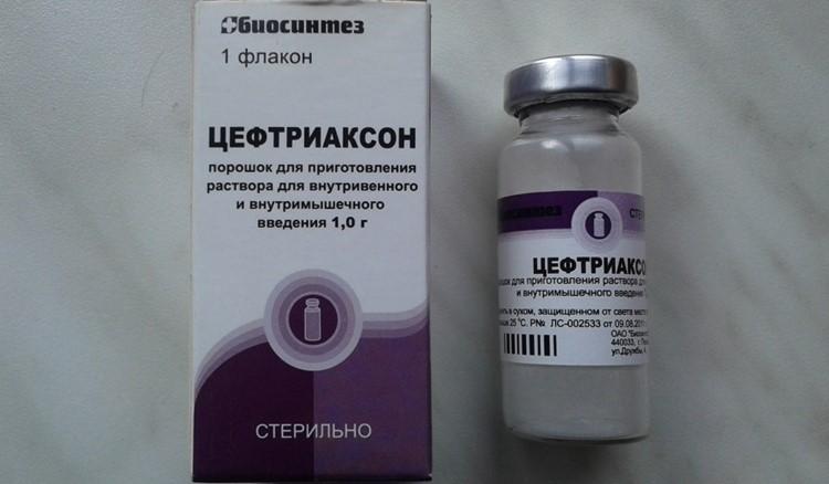 В соответствии с результатами баканализа проводят коррекцию лечения, назначают Доксициклин либо Азитромицин. Предпочтение отдают парентеральным формам антибиотиков