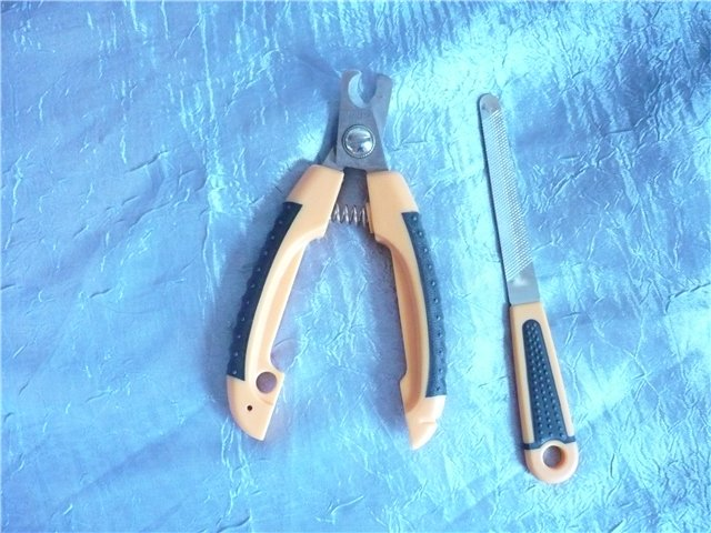 Инструменты для стрижки когтей кошкам