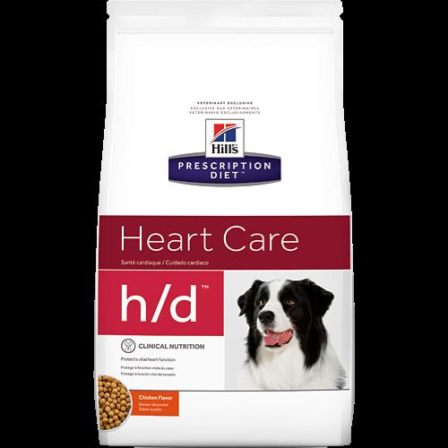 Корм для собаки с больным сердцем