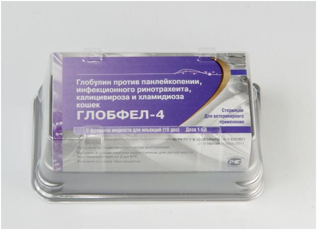Гипериммунный глобулин против панлейкопении