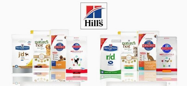 Лечебные диетические корма Хиллс