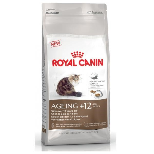 Корм Royal Canin для котов от 10–12 лет