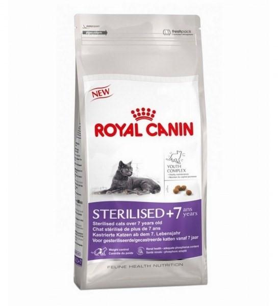 Royal Canin для стерилизованных кошек старшего возраста