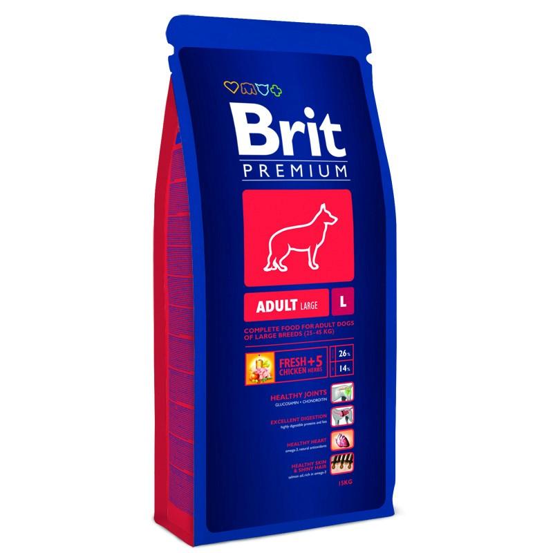 Внешний вид упаковки Brit Premium