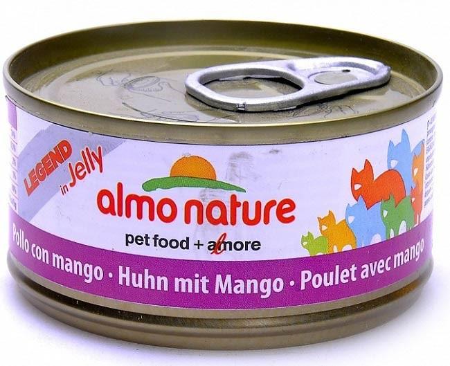 Внешний вид корма Альмо Натюр
