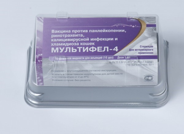 Вакцина Мультифел-4