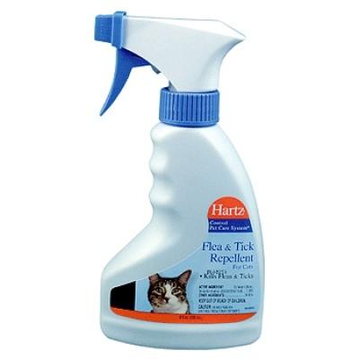 Аэрозоль для кошек против блох