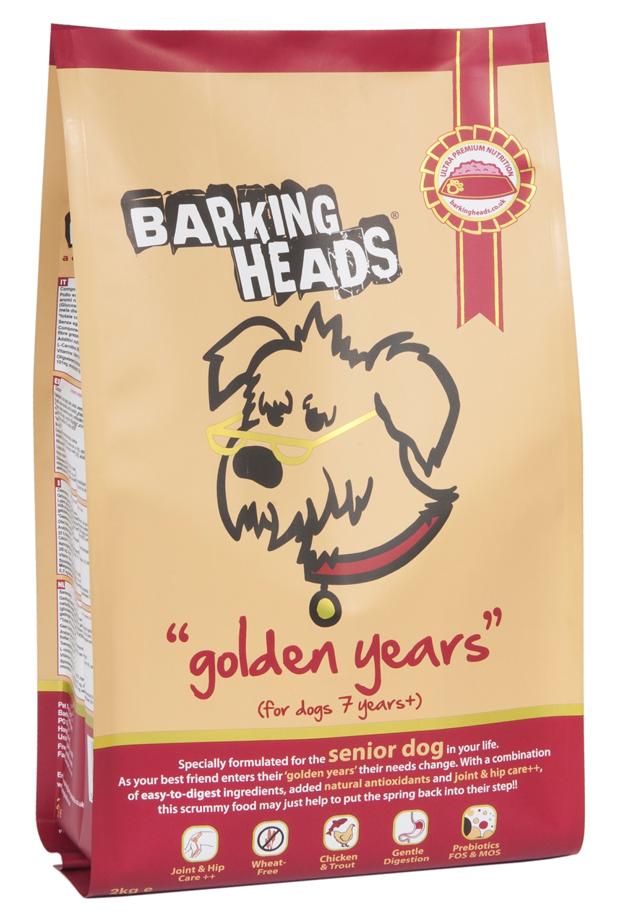 Корм для собак старше 7 лет