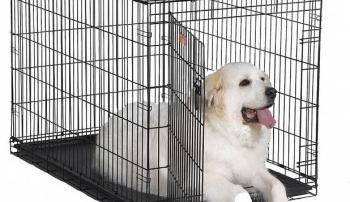 Клетка для собак однодверная