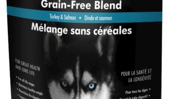 Беззерновой сухой корм для собак